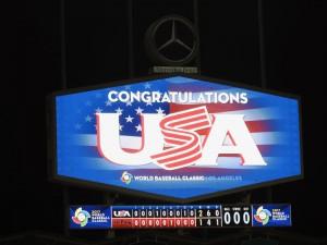 準決勝アメリカ23
